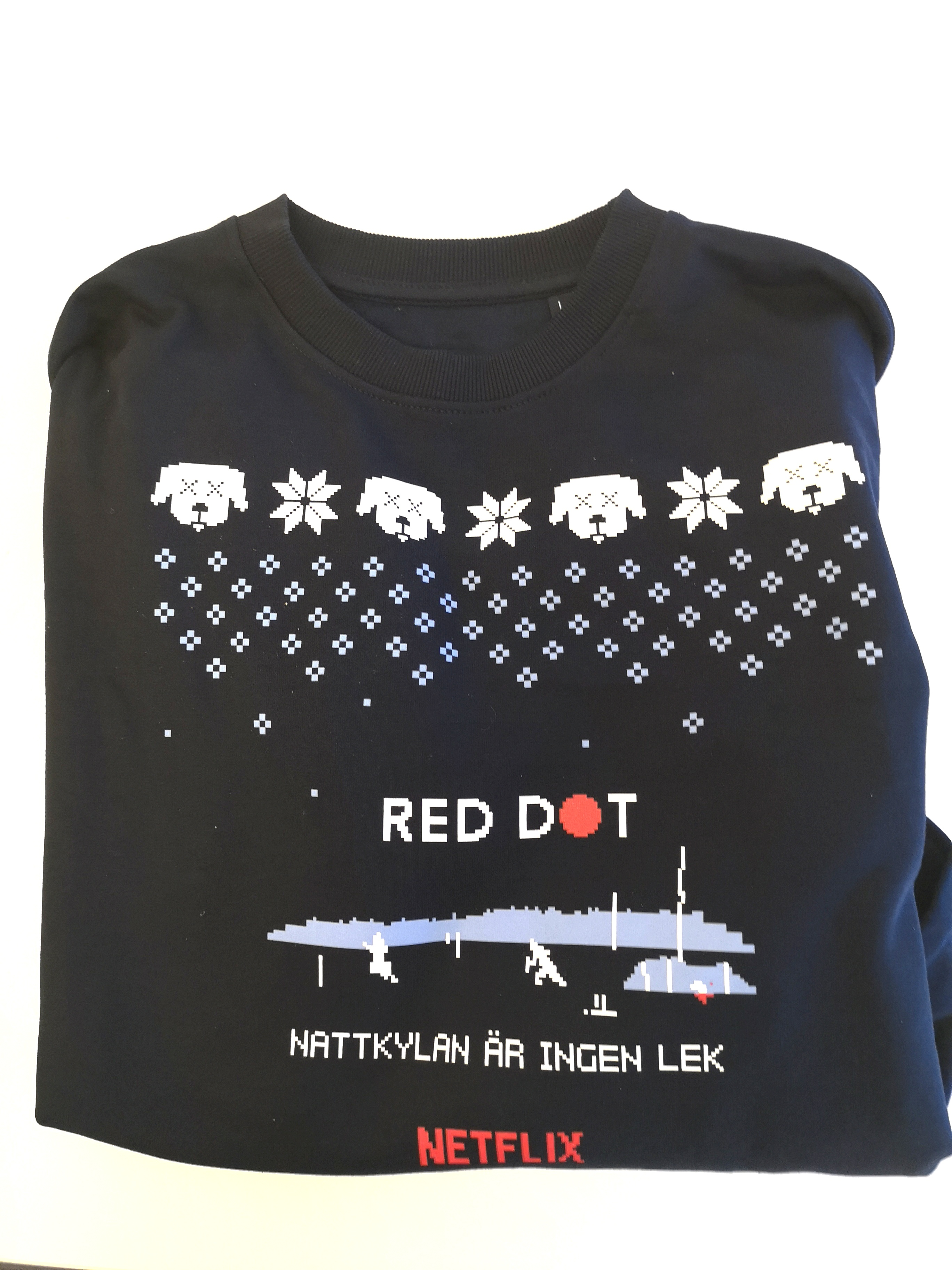 Red Dot-tröja