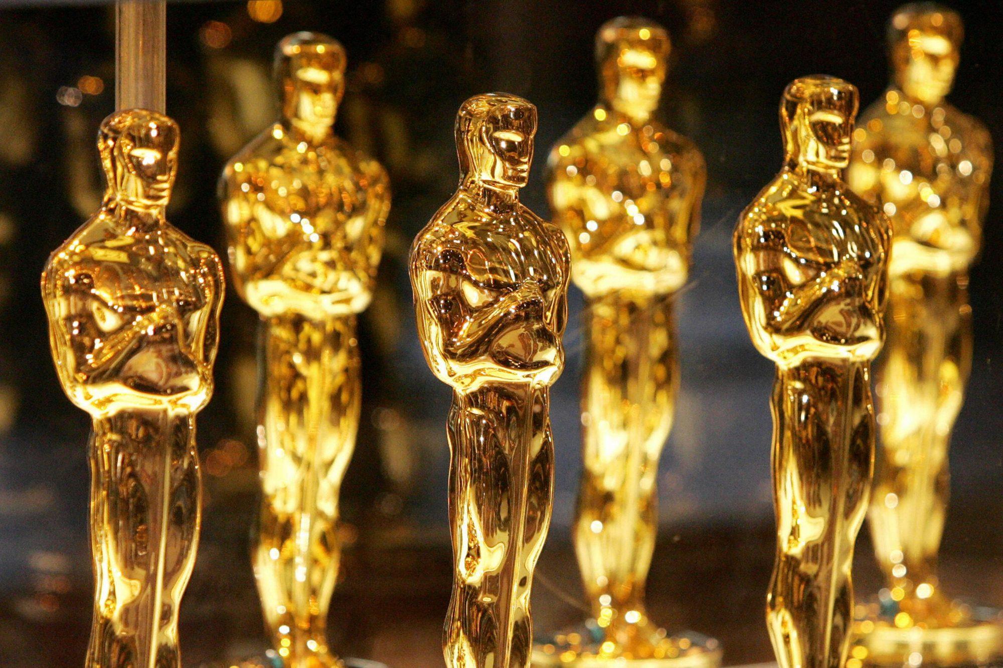 Oscarsgalan den 26 april.