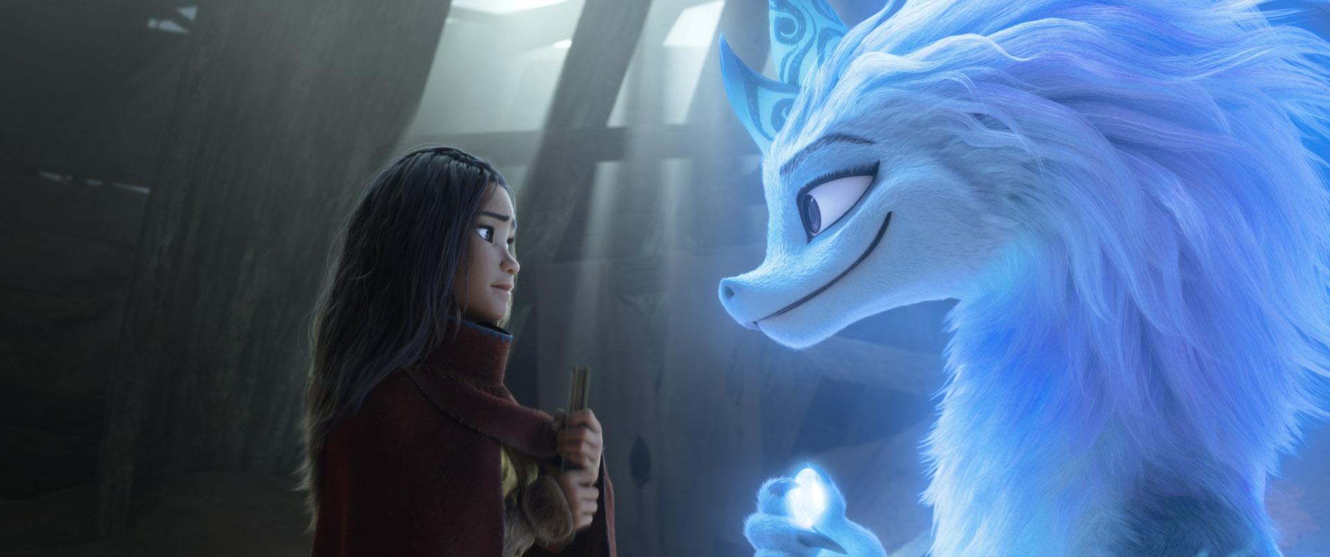 Raya och den sista draken Disney+