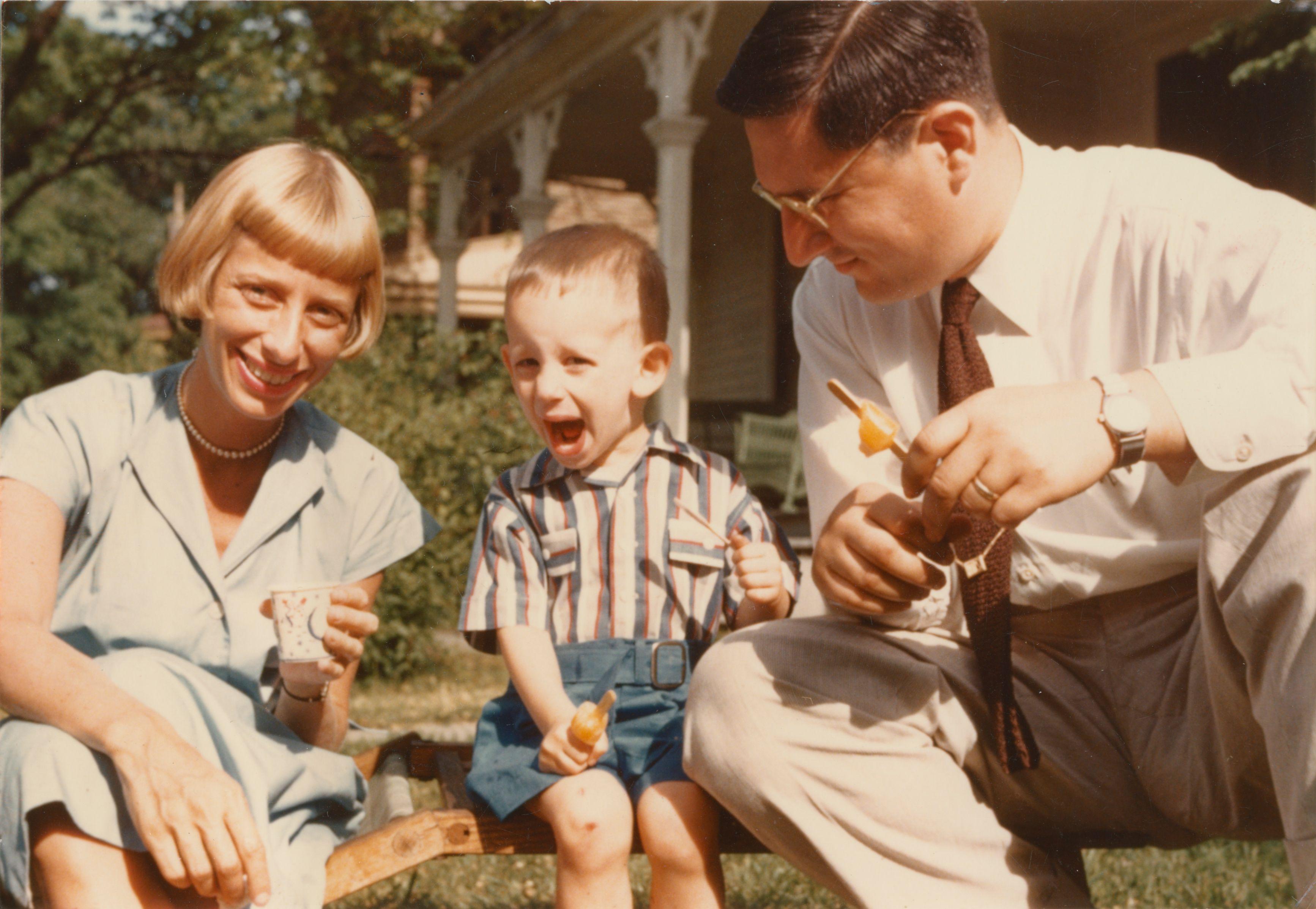 Spielberg som barn