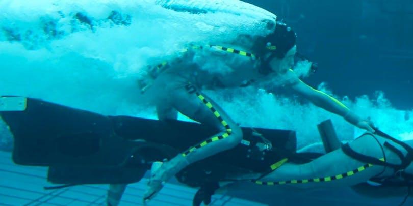 Avatar under vatten