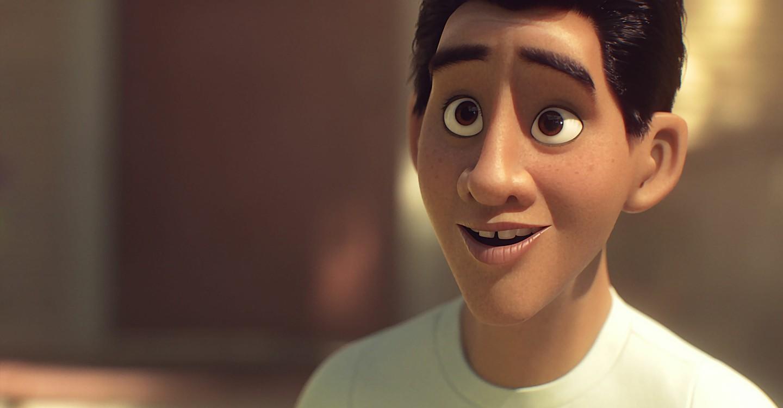 "Kortfilmen ""Float"" av Pixar."
