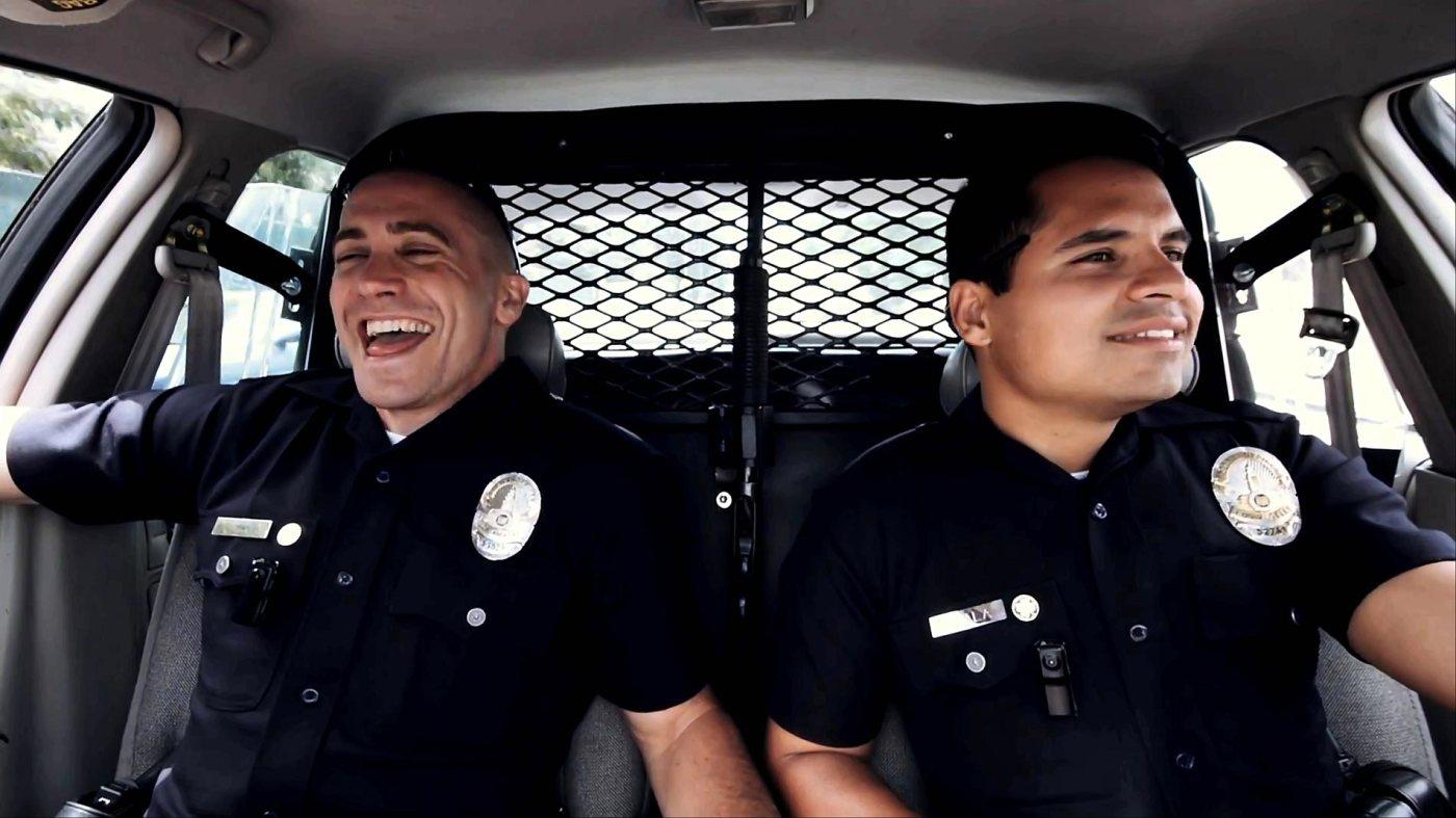 End of Watch. En av flera riktigt bra polisfilmer.
