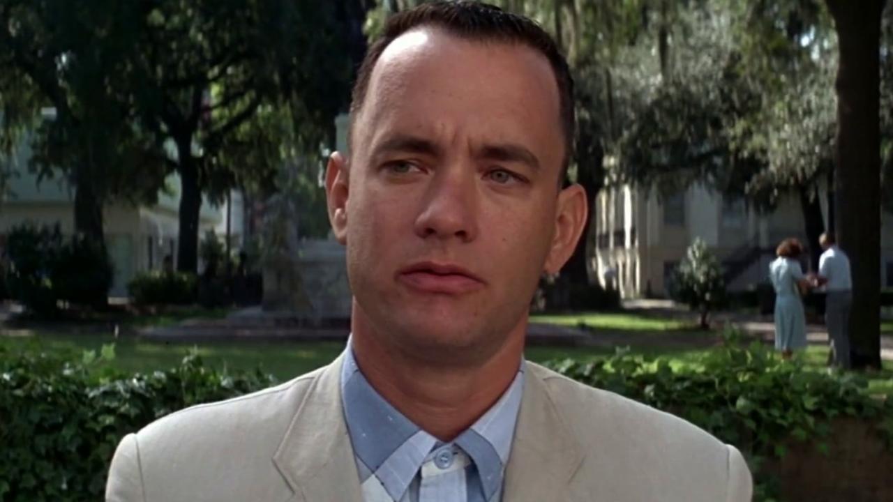 En av de bästa filmerna på Paramount+ - Forrest Gump