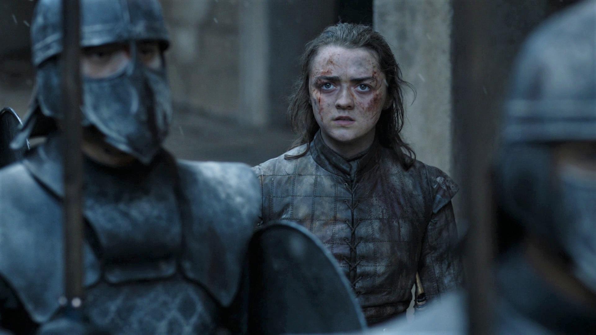 Game of Thrones - bäst rankade serien på HBO.