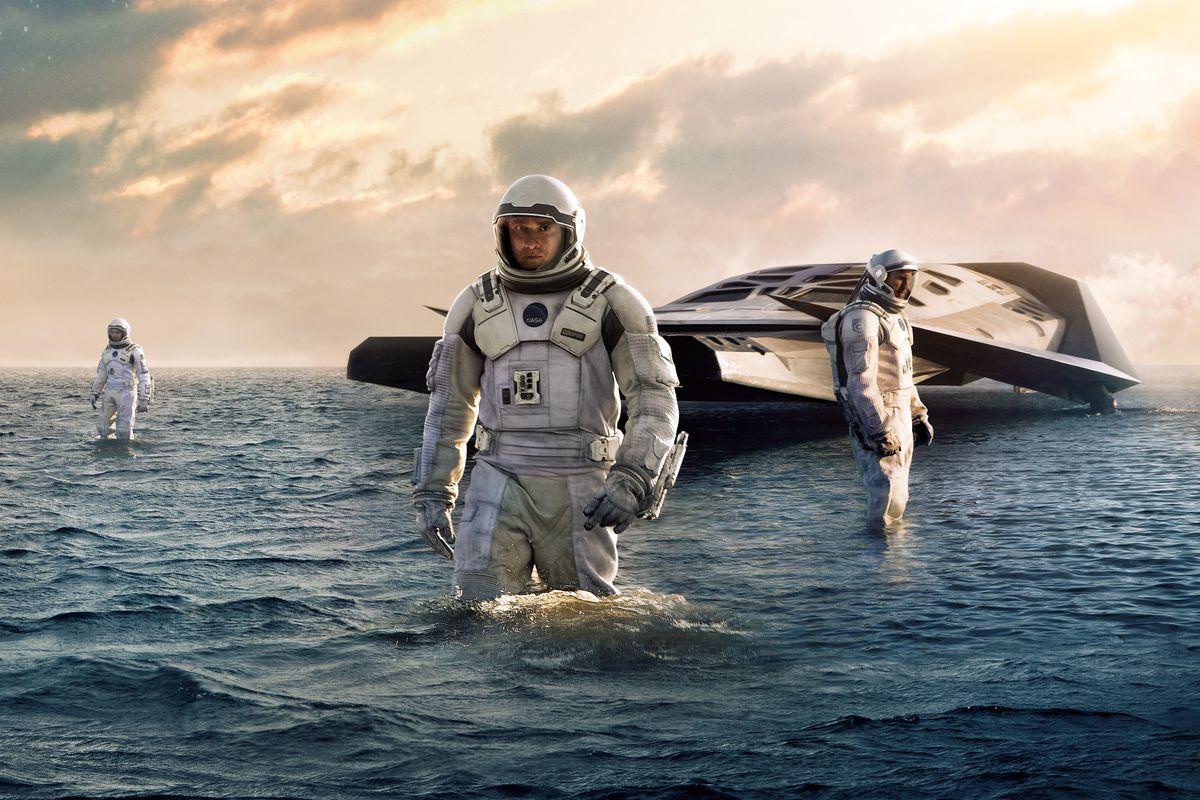 Interstellar – klimatkaos på film