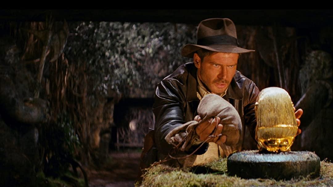 Jakten på den försvunna skatten på Paramount+