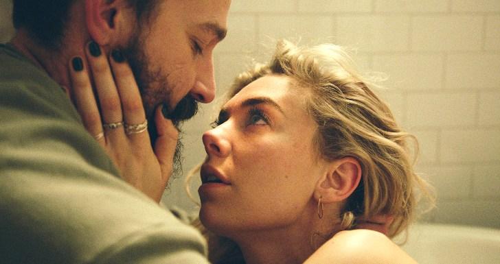 Shia LaBeouf i Pieces of a Woman. Foto: Netflix.