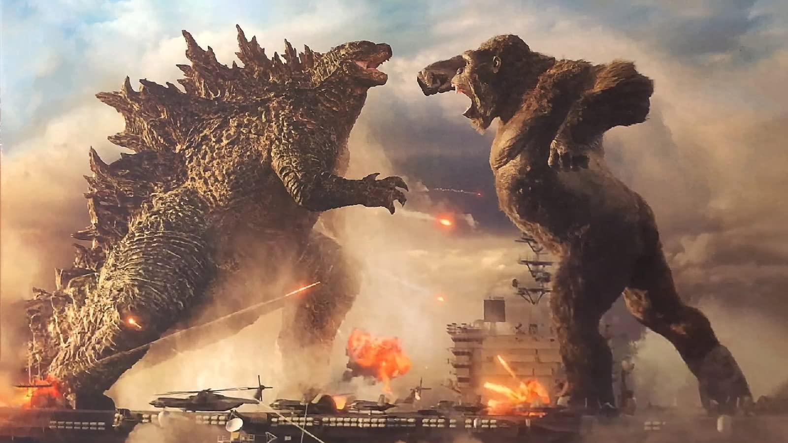 Godzilla vs. Kong (2021). Foto: Warner Bros. Pictures