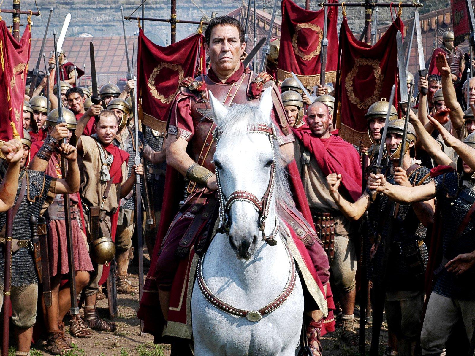 Rome - en av de bästa serierna på HBO