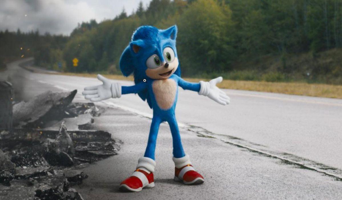 Sonic på Paramount+