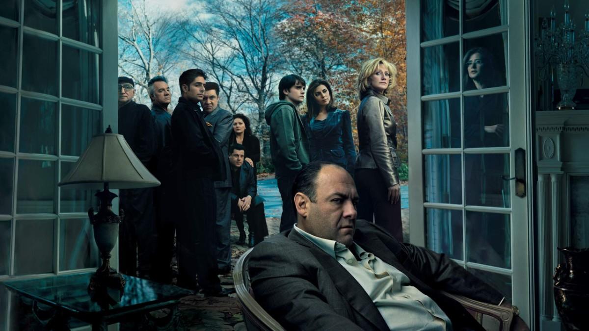 The Sopranos - en av de bästa serierna på HBO