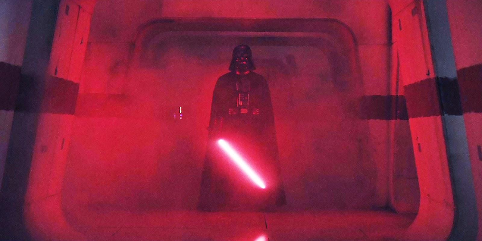 Det bästa som kan hända för ett Star Wars-fan. Och det värsta som kan hända om du är en rebellsoldat. Foto: Disney Studios Motion Pictures.