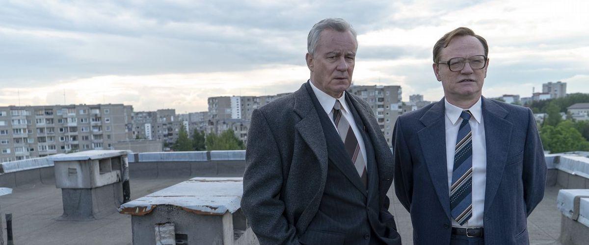 Chernobyl med Stella Skarsgård på HBO.