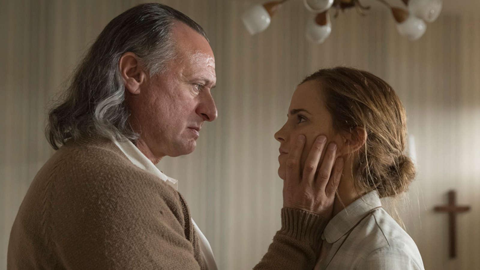 Emma Watson och Michael Nyqvist