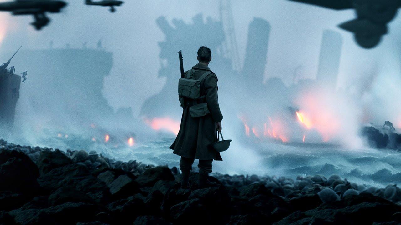 Dunkirk – bra actionfilmer