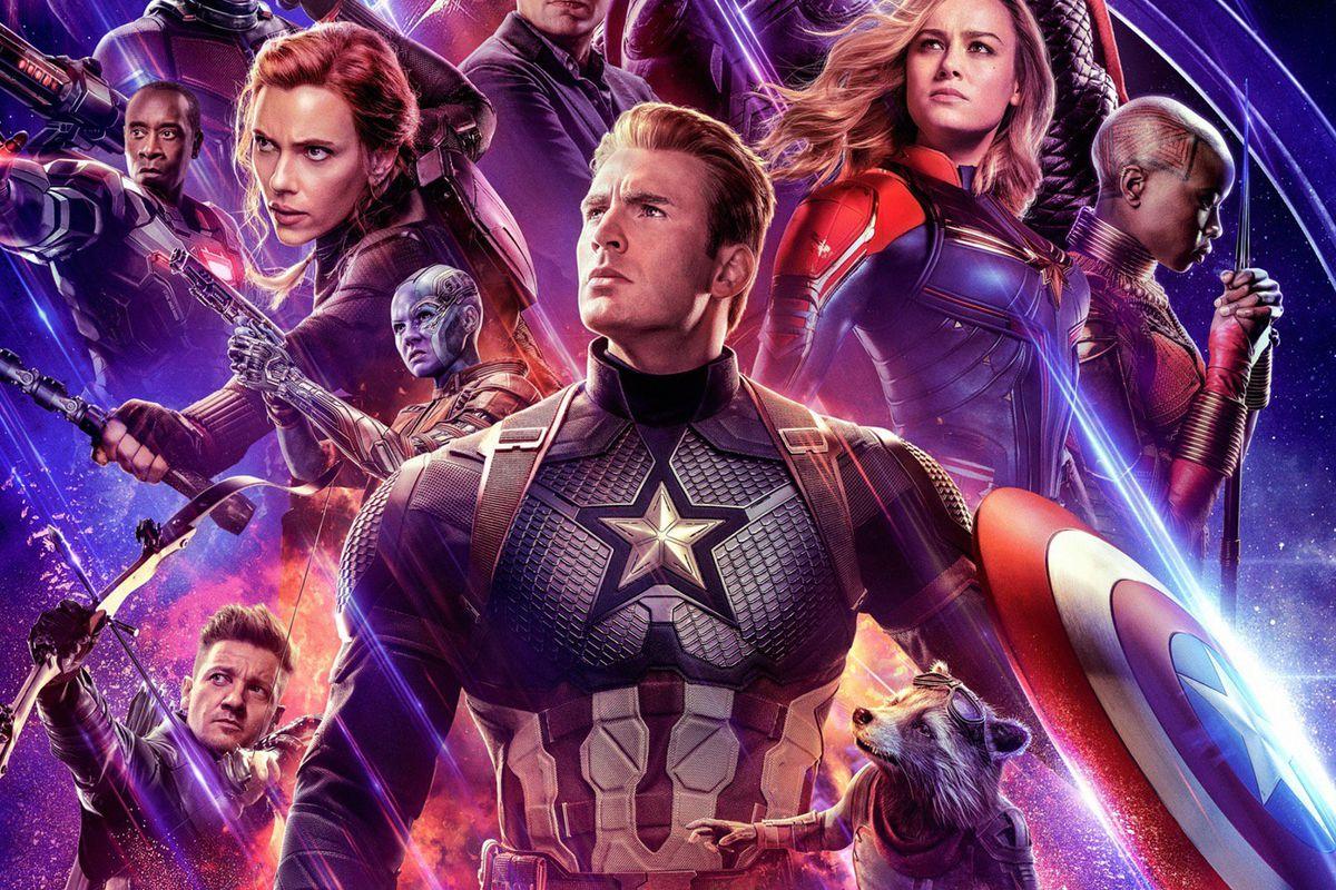 Marvelfilmen Endgame som är med i vår lista med bra actionfilmer.