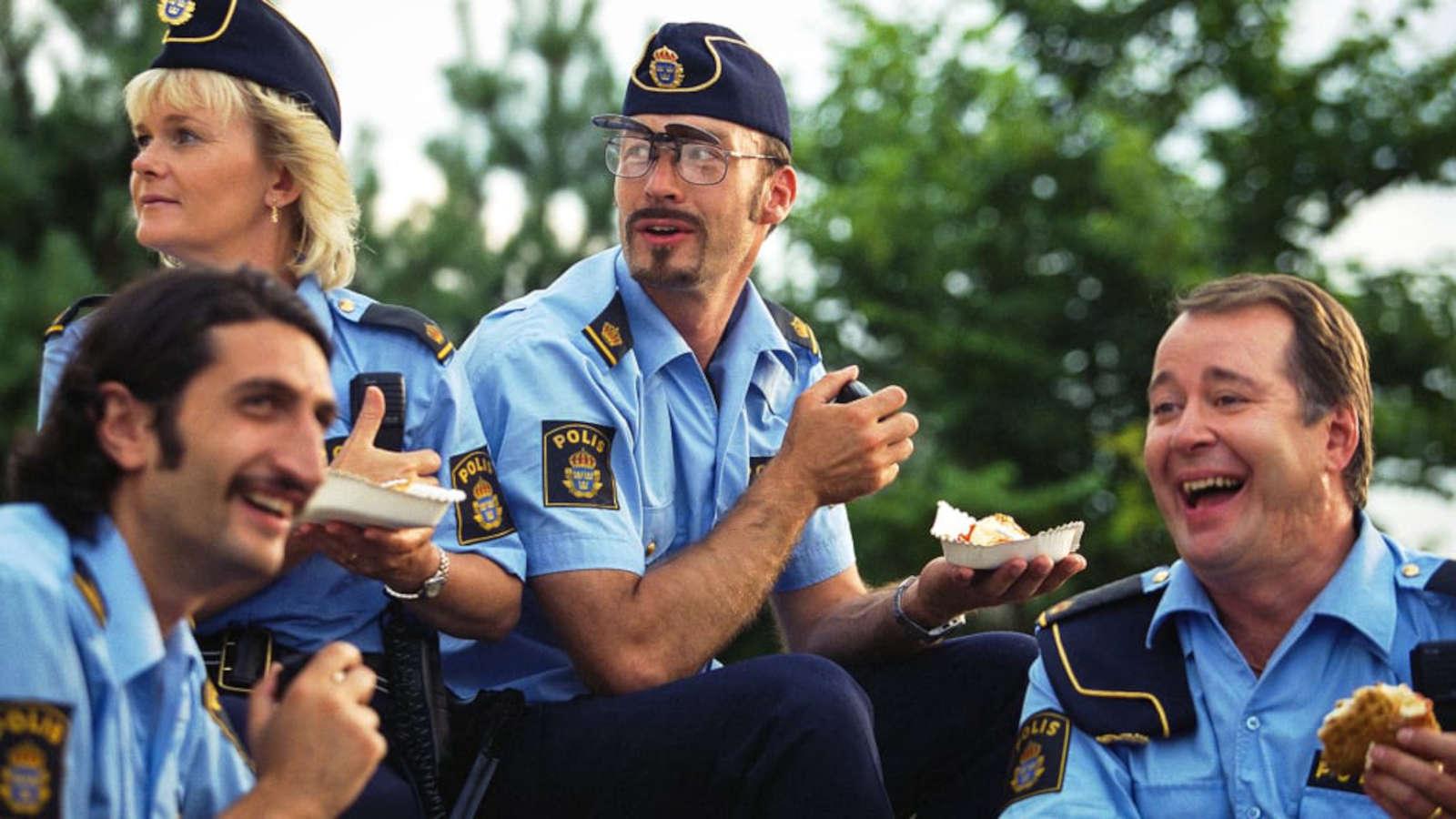 kopps Svenska polisfilmer
