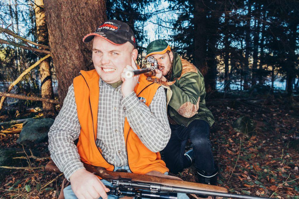 """""""Leif och Billy"""" säsong 6 släpps 30 oktober. Foto: SVT."""