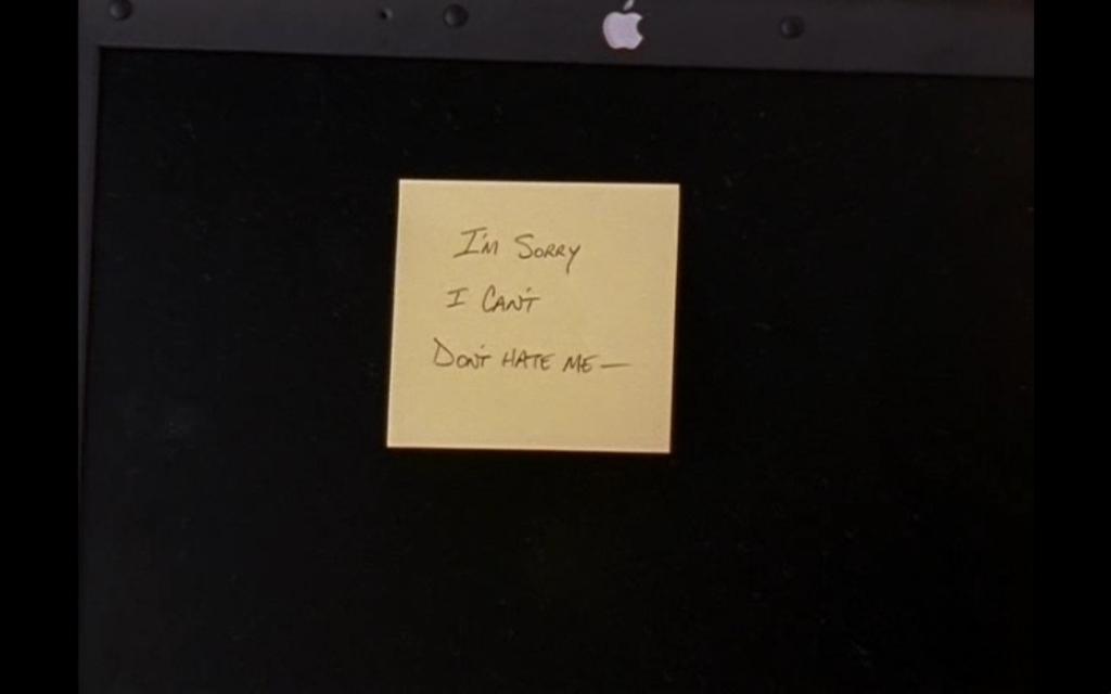 """Post-It från """"The Post-It Always Sticks Twice"""""""