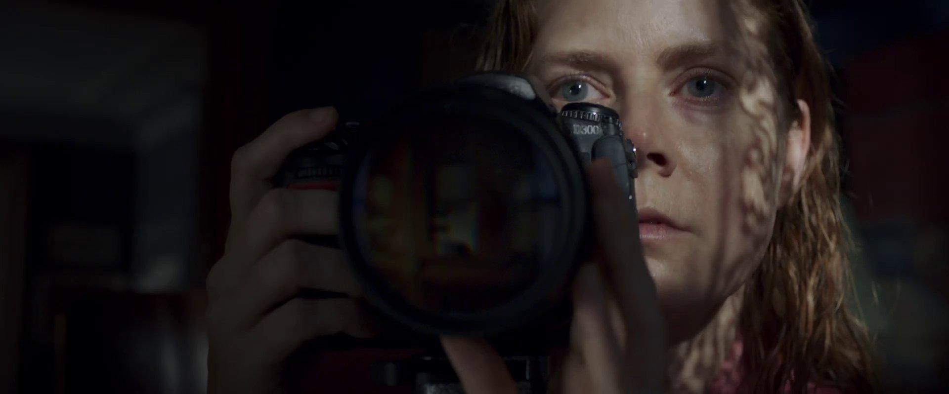 Kvinnan i fönstret på Netflix