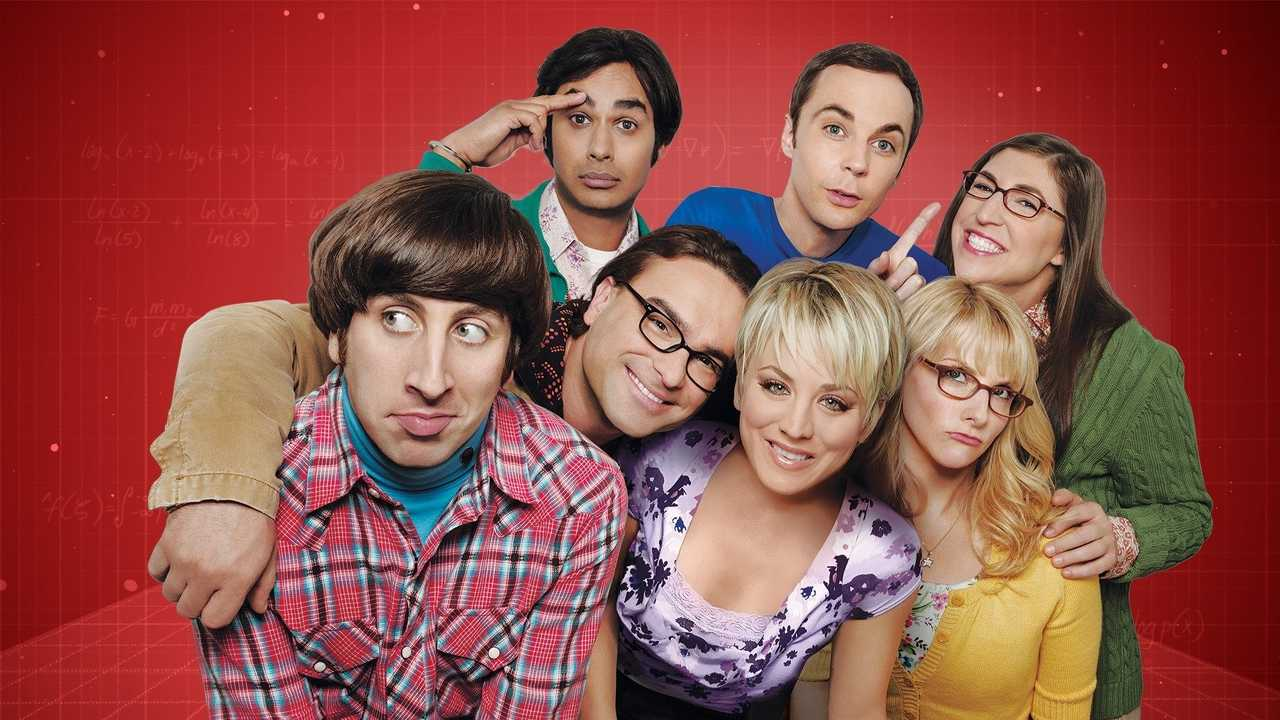 The Big Bang Theory tillhör bästa serierna på Discovery+