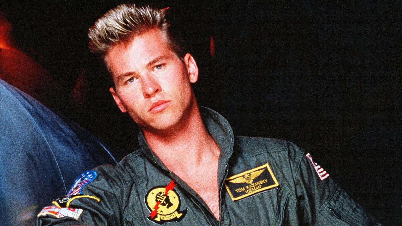 Val Kilmer i Top Gun