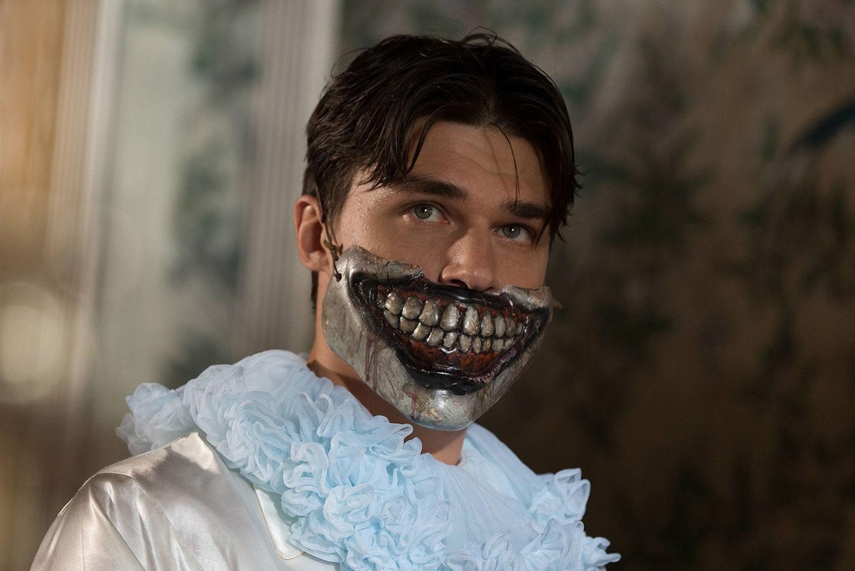 "Finn Wittrock i ""American Horror Story""."