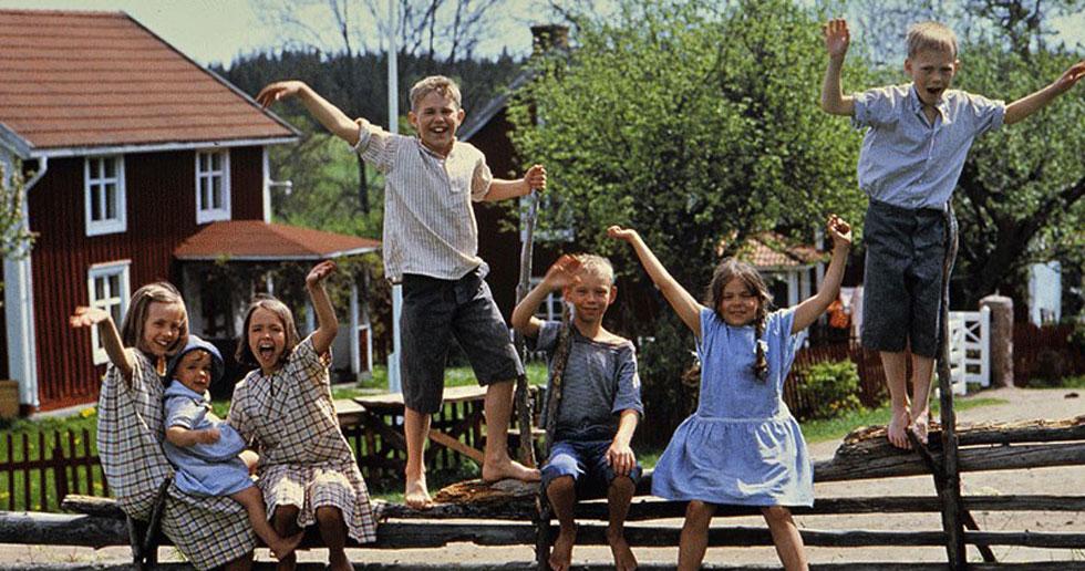 Alla vi barn i Bullerby n