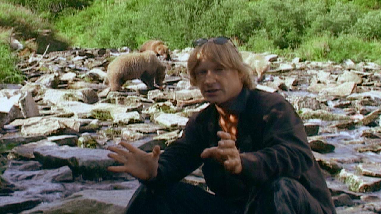 "Timothy Treadwell i ""Grizzly Man"". Foto: Netflix."