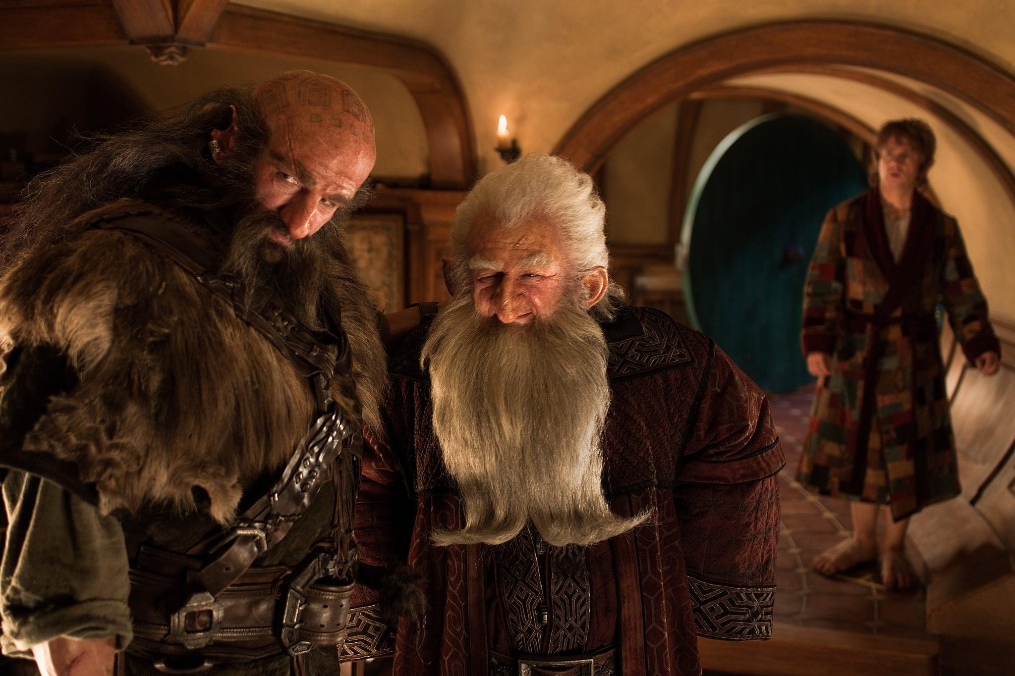 Streama Hobbit filmerna