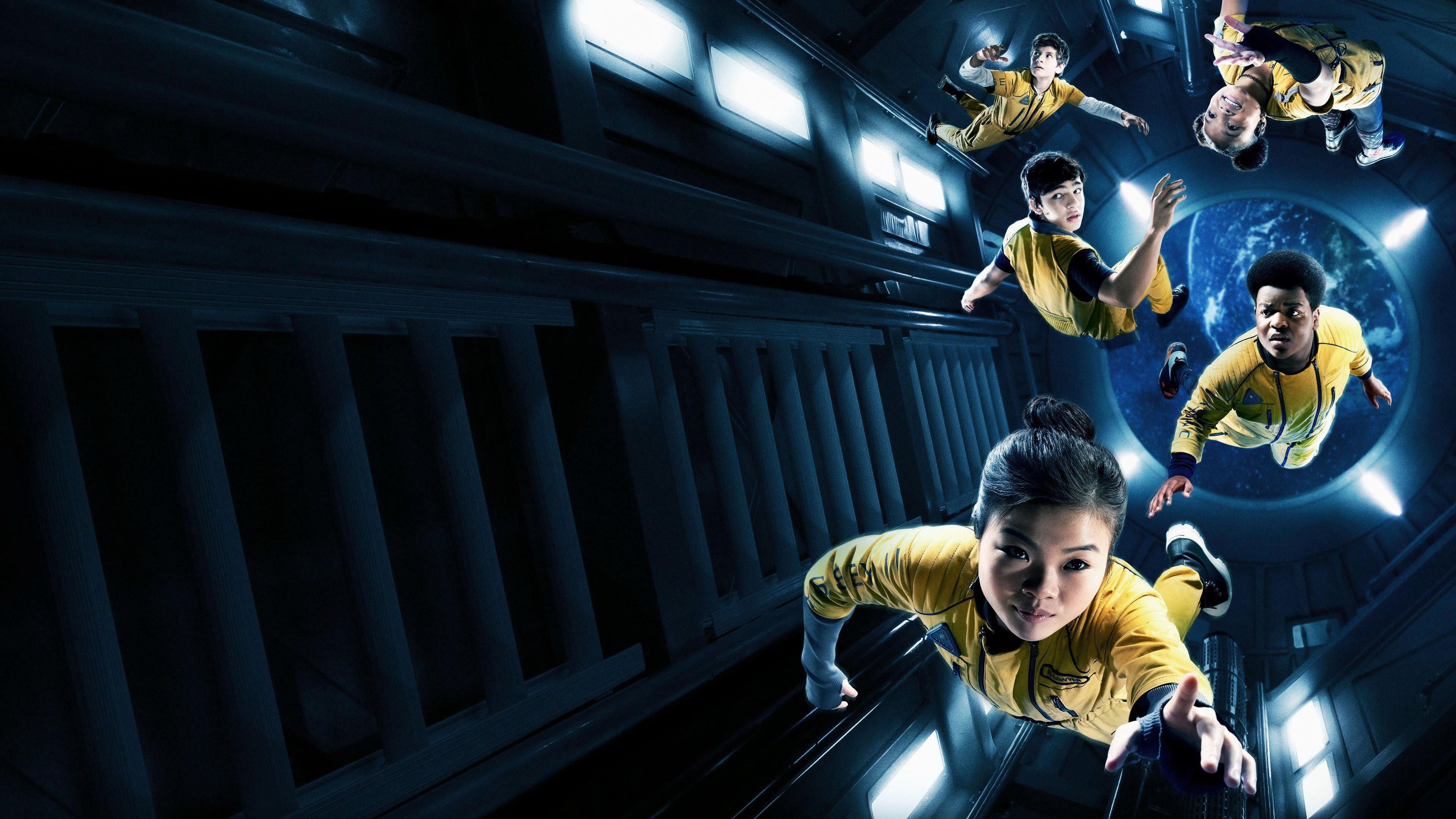 """Nya serien """"The Astronauts"""" har premiär 26 maj på Paramount+."""