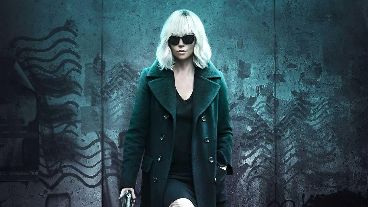 En av de bästa filmerna på C More: Atomic Blonde