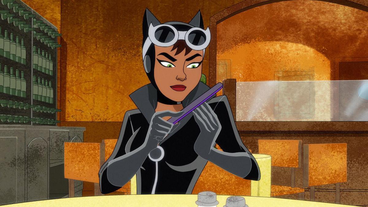 Catwoman i Harley Quinn-serien