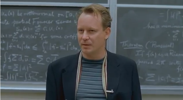 Good Will Hunting.