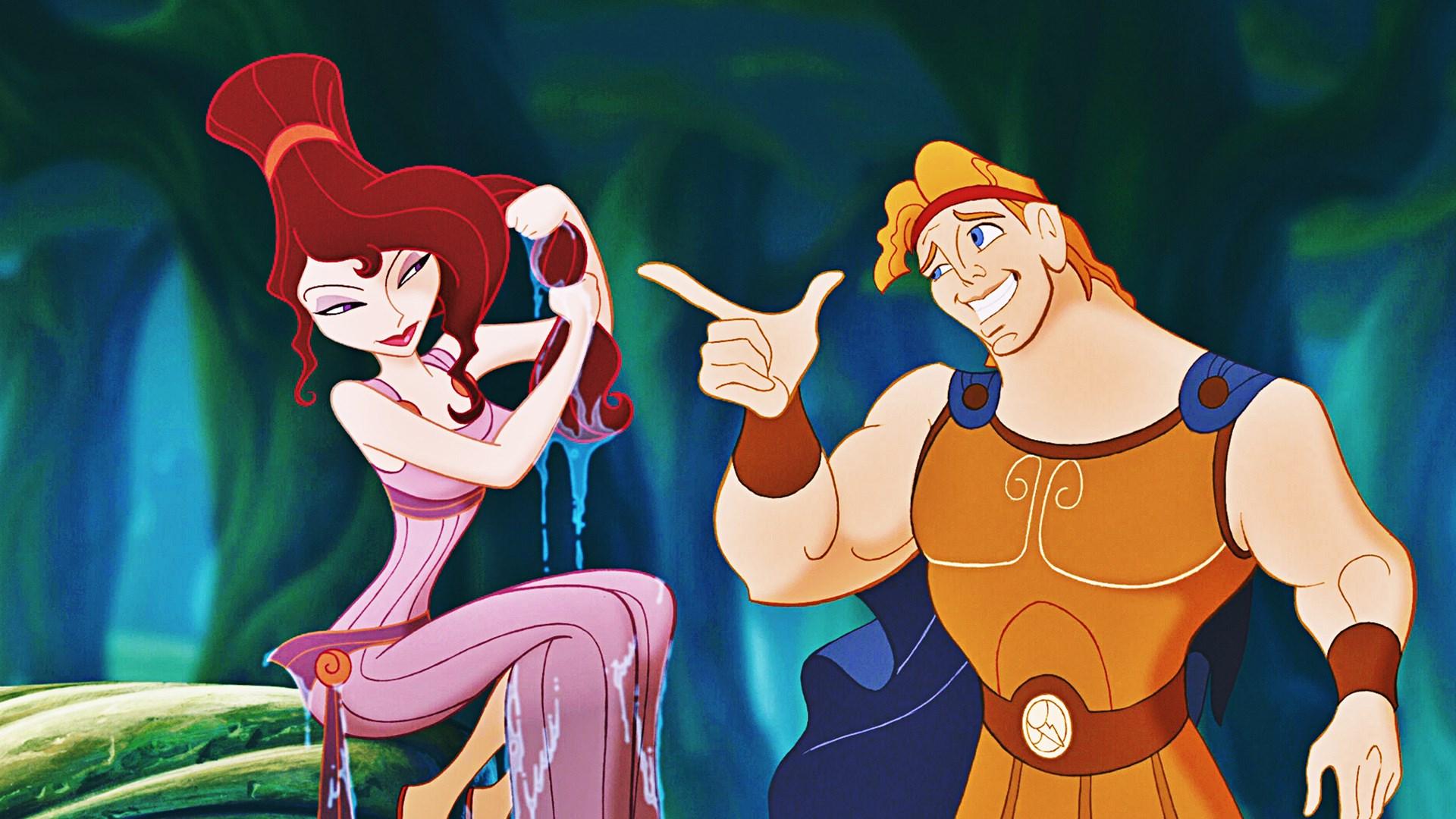Herkules, en av de 22 bästa Disneyfilmerna