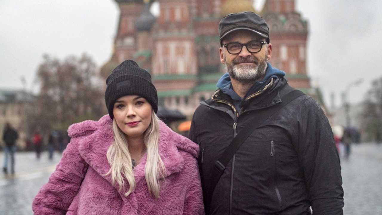 Keyyo och Rheborg i Ryssland