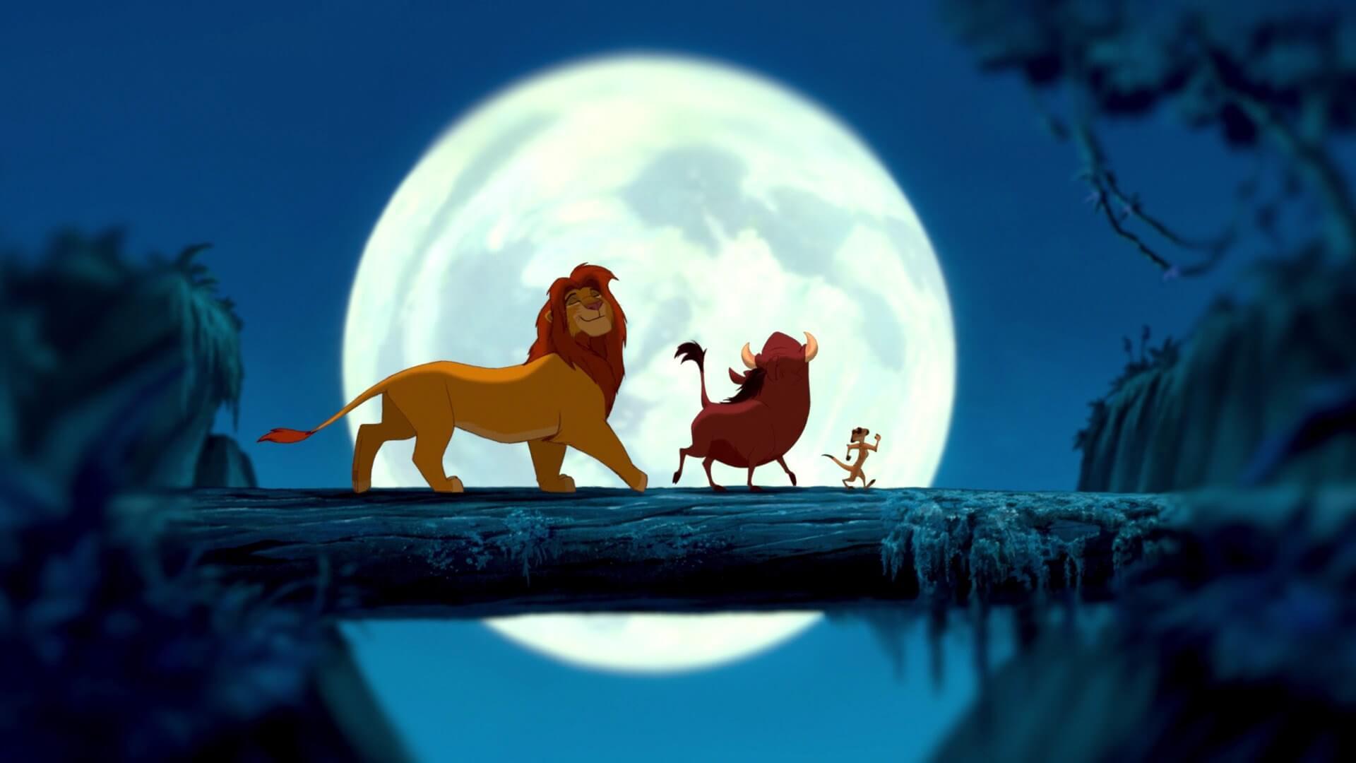 Lejonkungen är den bästa Disneyfilmen.