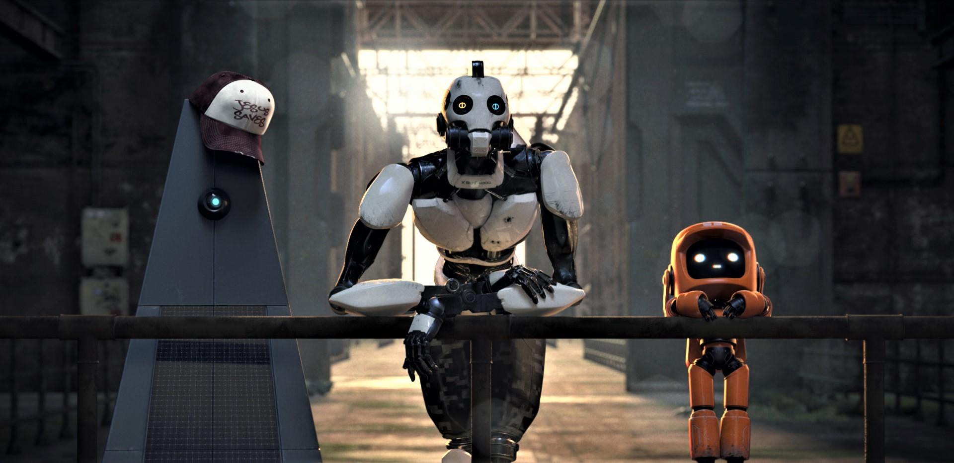 Se unika Love Death and Robots på Netflix – det är en av de bästa serierna 2021