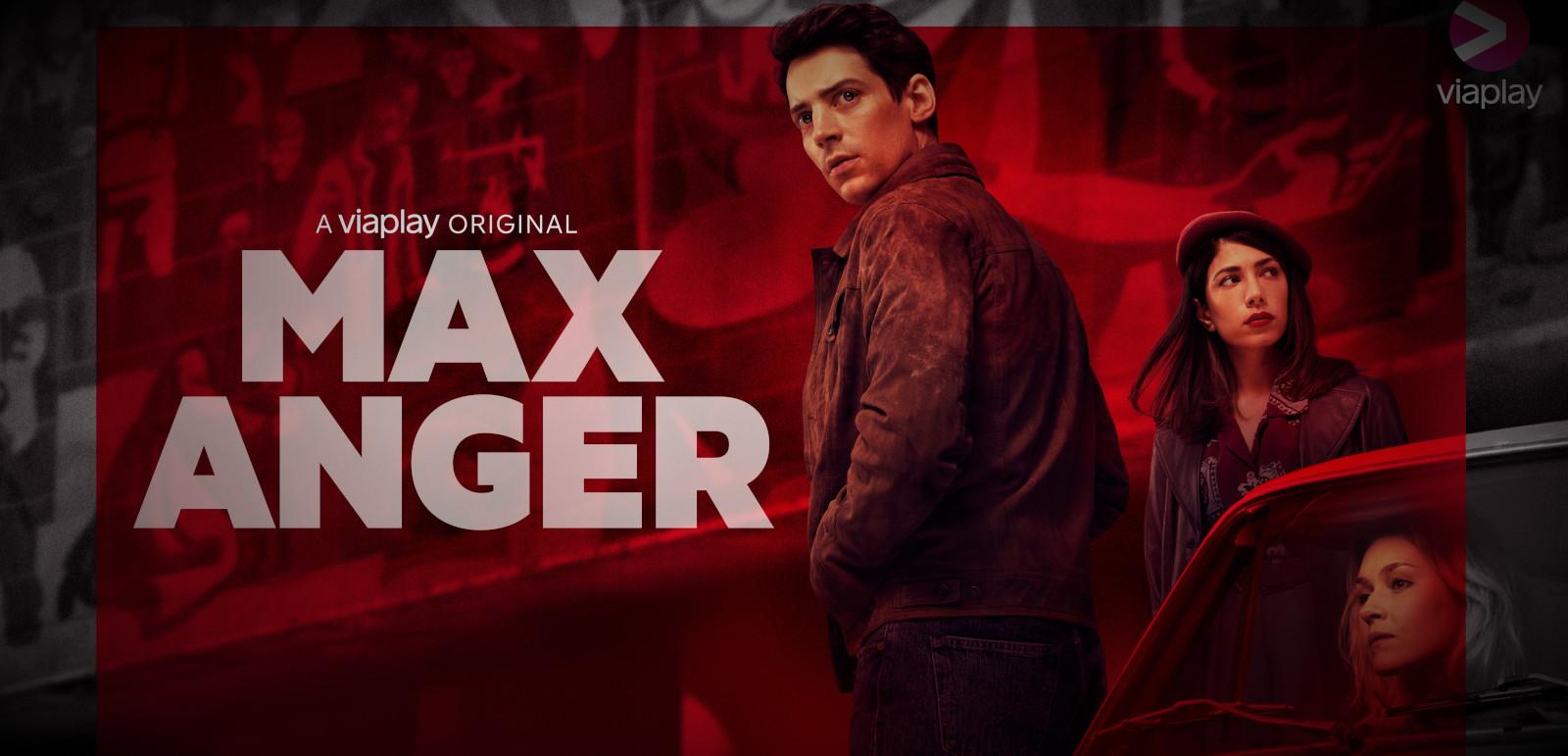 Max Anger på Viaplay