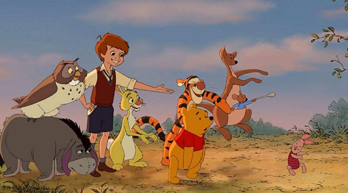 Nalle Puh, 16:e plats bland de 22 bästa Disneyfilmerna