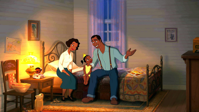 Prinsessan och grodan, plats 17 bland de bästa Disneyfilmerna