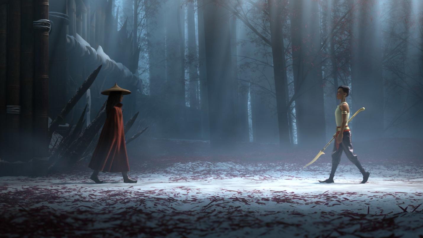 Raya och den sista draken – topp 10 bland de 22 bästa Disneyfilmerna