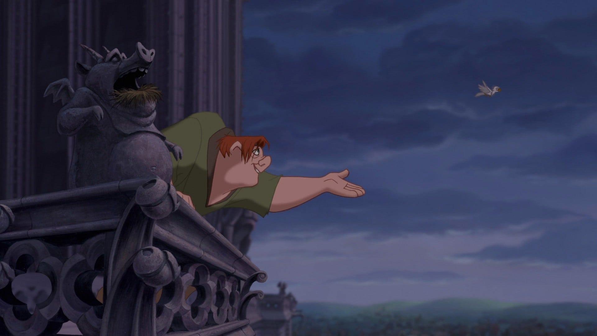 De 22 bästa Disneyfilmerna, plats 7 – Ringaren i Notre Dame