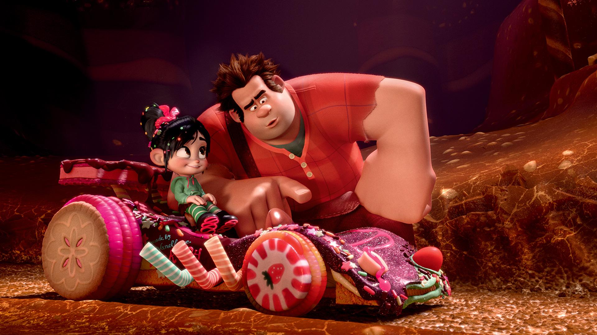 Röjar-Ralf är en av de bästa Disneyfilmerna