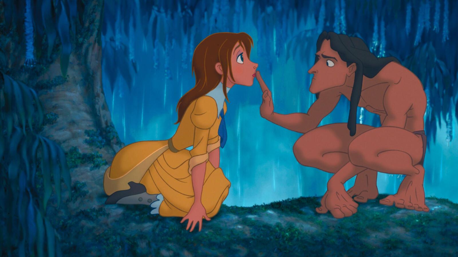 Tarzan på plats 14 av de 22 bästa Disneyfilmerna