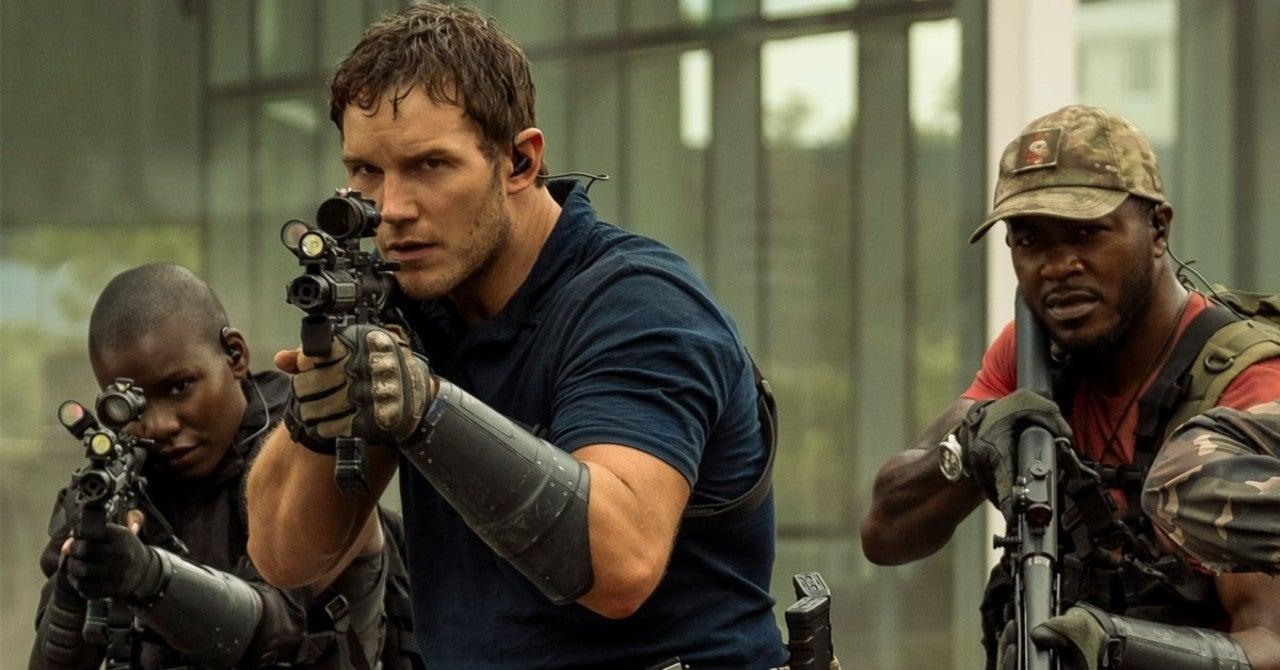 """""""The Tomorrow War"""" är en av årets bästa filmer. Foto: Amazon Prime."""