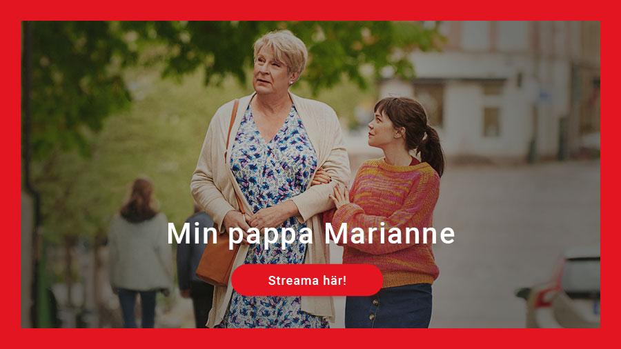 Min pappa Marianne