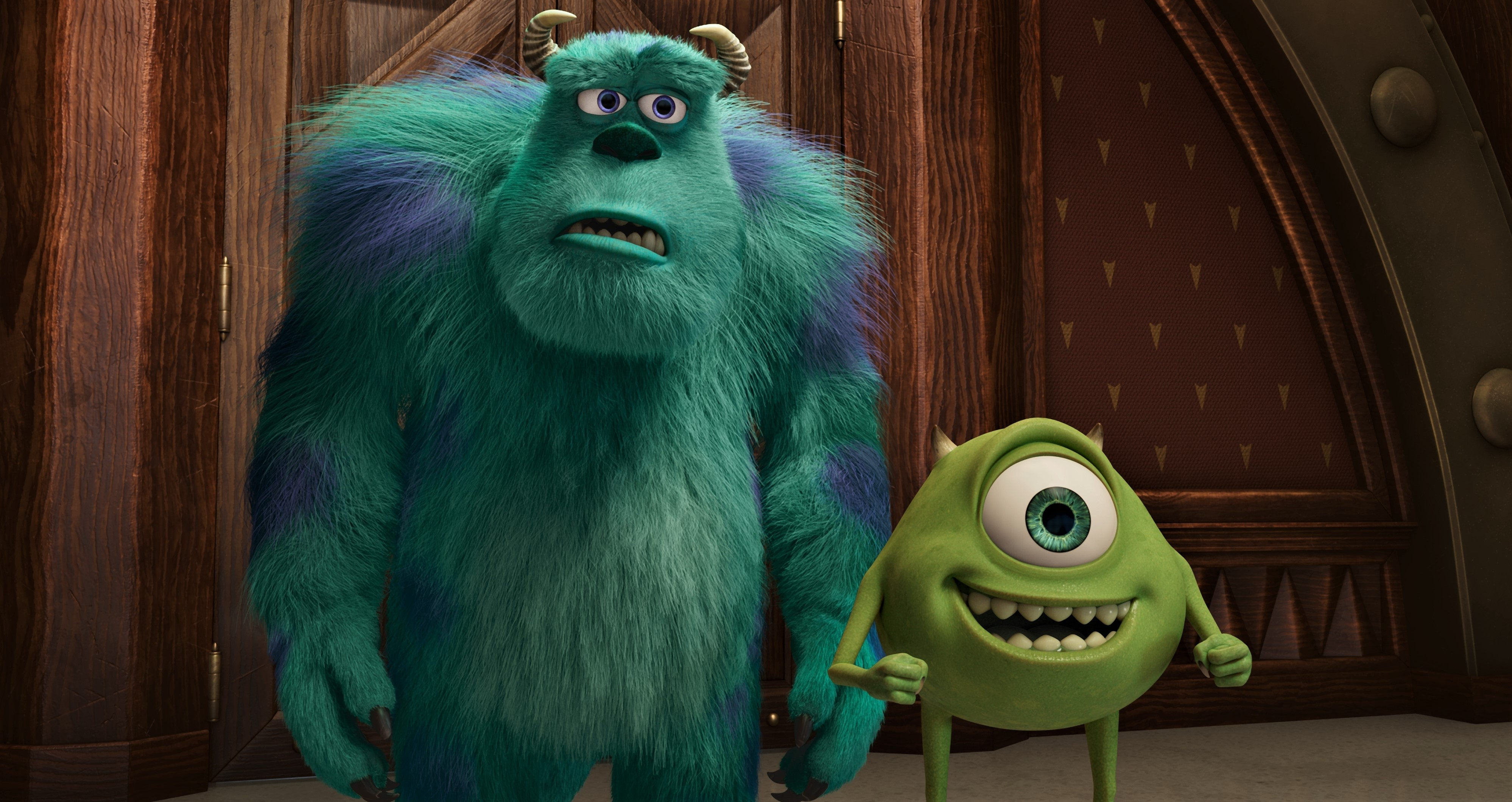 Monster på jobbet kommer till Disney+ i augusti.