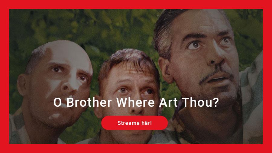O Brother Where Art Thou?